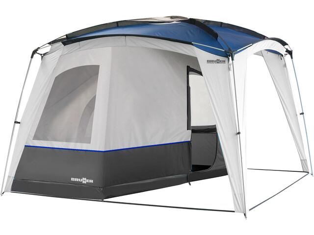 Brunner Medusa Lodge Tiendas de campaña 4x4m, blue
